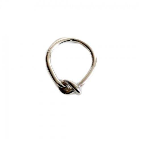 UNKNOWN. / Silver925 U543 LINK1 リング - シルバー HIGH QUALITY LINE