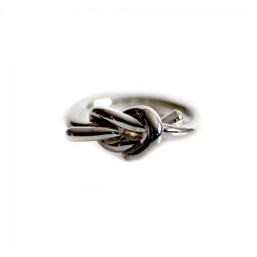 UNKNOWN. / silver925 U544 LINK2 リング - シルバー HIGH QUALITY LINE