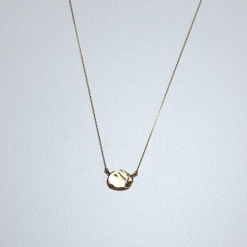 MIKU FUKAMITSU(ミク フカミツ) / 一枚のネックレス / (ゴールド / K10)