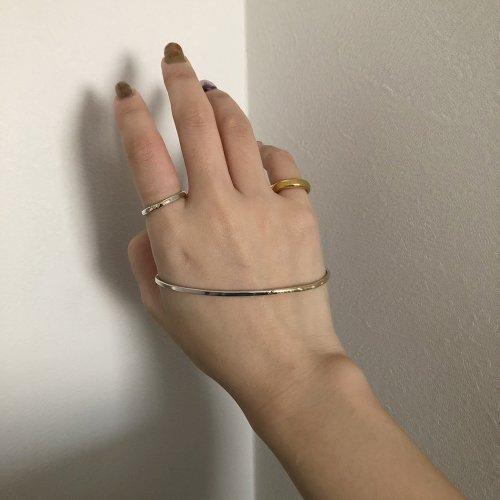 hirondelle et pepin(イロンデールエペパン) / k18 sv-21ss-30 ウ・ア・ラ・ネージュ パームカフ