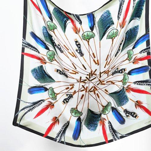 moca.arpeggio(モカ アルペジオ) /  Brooch pins 羽のピンブローチ スカーフ  [MS-02]