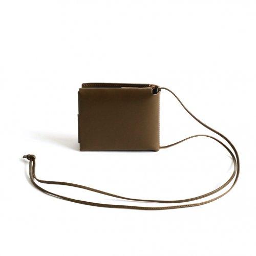 MARROW(マロウ) / MA-AC9309 / STRING PURSE ストリングパース 財布 - OLIVE