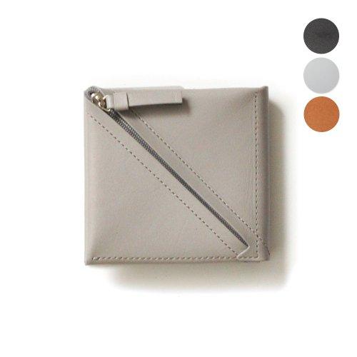 i ro se / ACC-SS1 / SLANT SHORT WALLET 二つ折り財布 - 全3色