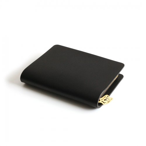mnoi(ムノイ) / mu coin wallet -black- / コインウォレット - ブラック<img class='new_mark_img2' src='https://img.shop-pro.jp/img/new/icons7.gif' style='border:none;display:inline;margin:0px;padding:0px;width:auto;' />
