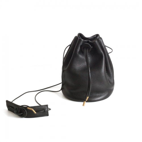 mnoi(ムノイ) / chubby bag -black-  バッグ -ブラック<img class='new_mark_img2' src='https://img.shop-pro.jp/img/new/icons7.gif' style='border:none;display:inline;margin:0px;padding:0px;width:auto;' />