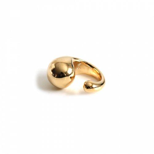 ASAMIFUJIKAWA(アサミフジカワ) / 1802001 イヤーカフ(片耳タイプ) - ゴールド
