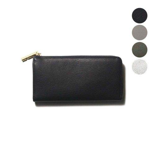 Ense(アンサ) /  L-zipper long wallet  ジッパーロングウォレット ew131 -  全4色