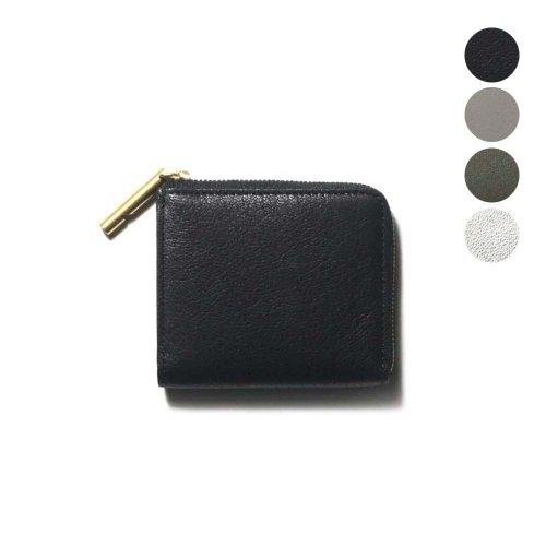Ense(アンサ) /  L-zipper wallet  ジッパーミニウォレット  ew130 - 全4色