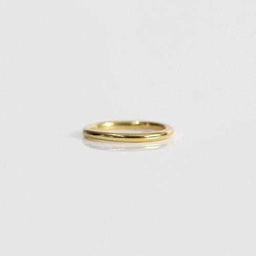 hirondelle et pepin(イロンデールエペパン) / k18 hr-9s-268 プレーンリング L