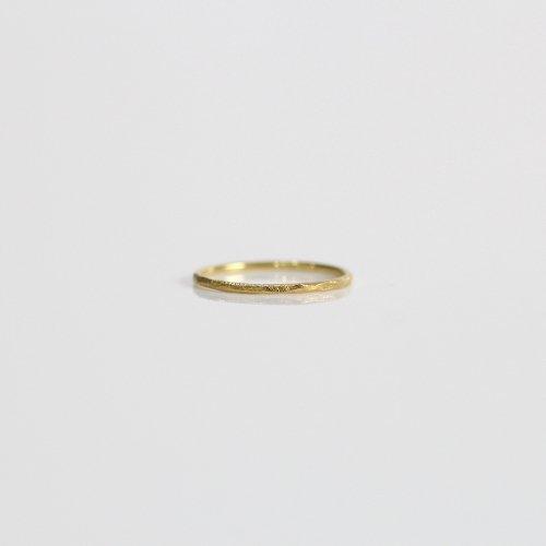 hirondelle et pepin(イロンデールエペパン) / k18 hr-10w-275 マットリング - ナロー