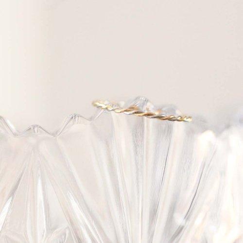 hirondelle et pepin(イロンデールエペパン) / k18 pr-10w-03 コンビツイストリング