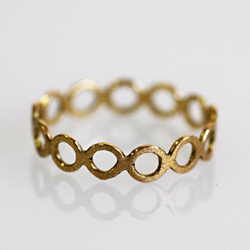 Perche?(ペルケ) / k18 circle リング 2