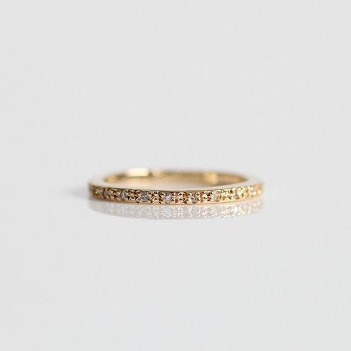 hirondelle et pepin(イロンデールエペパン) / k18 h-r-8-2-186 ダイヤモンドリング
