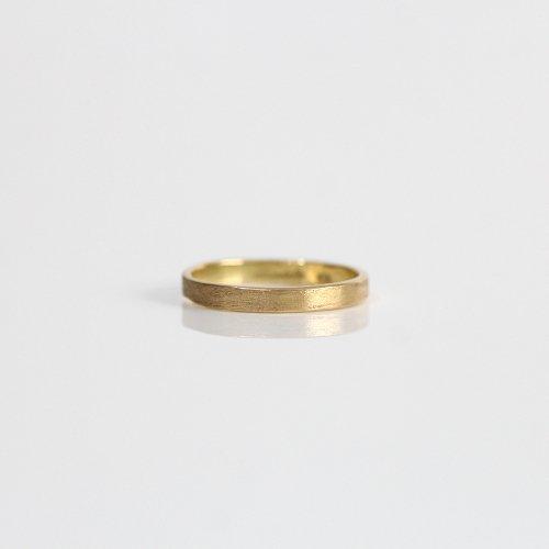 hirondelle et pepin(イロンデールエペパン) / k18 hr-9-2-223 シャイニーマットリング L