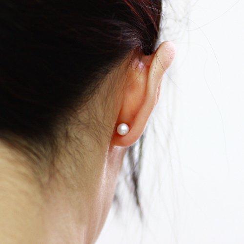hirondelle et pepin(イロンデールエペパン) / hc-1 パールキャッチ (片耳タイプ)