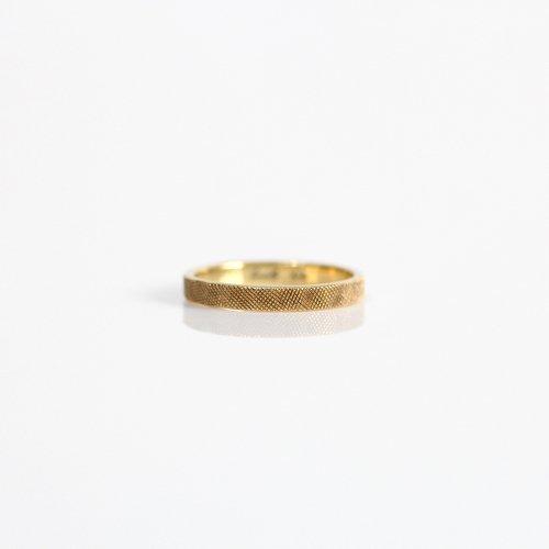 hirondelle et pepin(イロンデールエペパン) / k18 hr-342 メッシュリング fine L