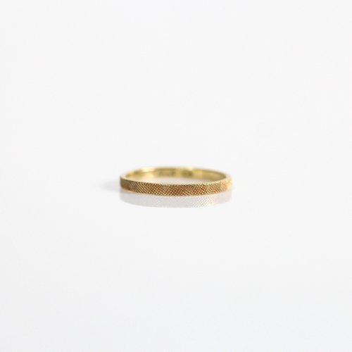 hirondelle et pepin(イロンデールエペパン) / k18 hr-341 メッシュリング fine M