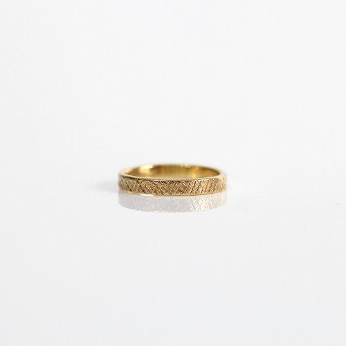 hirondelle et pepin(イロンデールエペパン) / k18 hr-339 メッシュリング L