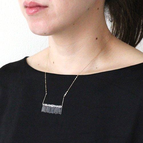 SIRISIRI / AC402 ネックレス SHALA SHALA GRANDE