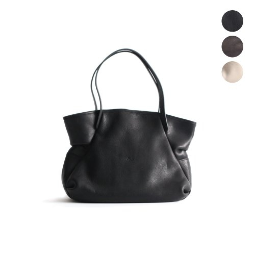 tote S / レザー トートバッグ S ens-203/1020 - 全4色
