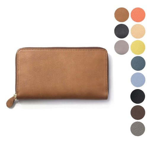 Ense(アンサ) / long wallet ジッパー ロングウォレット ew103/1103 - 全9色