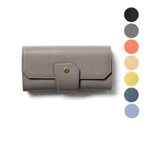 Ense(アンサ) / long wallet フラップ ロングウォレット ew105/1108 - 全7色