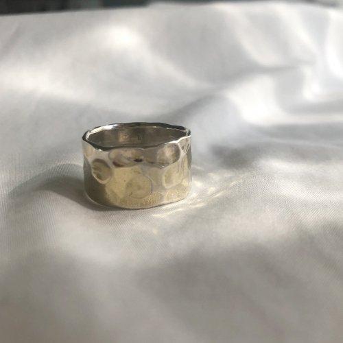 hirondelle et pepin(イロンデールエペパン) / k18  Silver sr-06 プレートリング 06 M