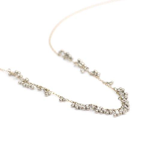 Perche?(ペルケ) / k18 silver suzunari ネックレス 2