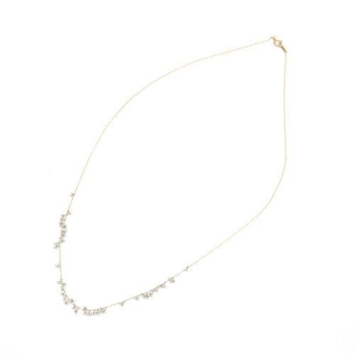 Perche?(ペルケ) / k18 silver suzunari ロングネックレス 3