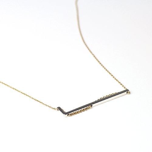 uM(ユーム) / um-liN02_CM line ネックレス L