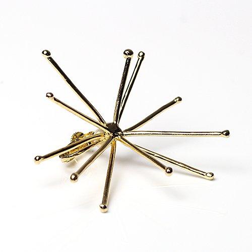 Lamie(ラミエ) / 00102E spark_L_GD / スパークイヤリング L - ゴールド (片耳タイプ)