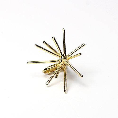 Lamie(ラミエ) / 00104E spark_M_GD / スパークイヤリング M - ゴールド (片耳タイプ)