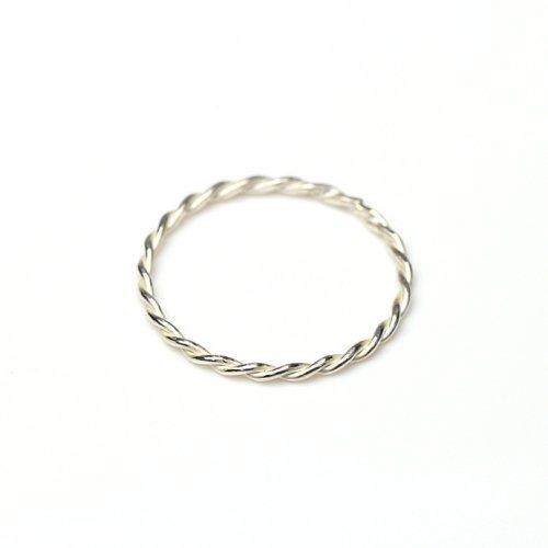 YUKO SATO / twist ring ツイストリング
