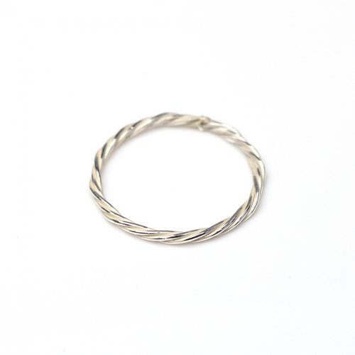 YUKO SATO / double twist ring ダブルツイストリング