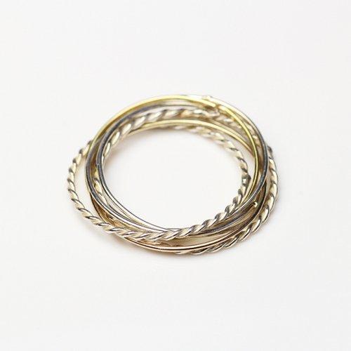 YUKO SATO / nest ring ネストリング