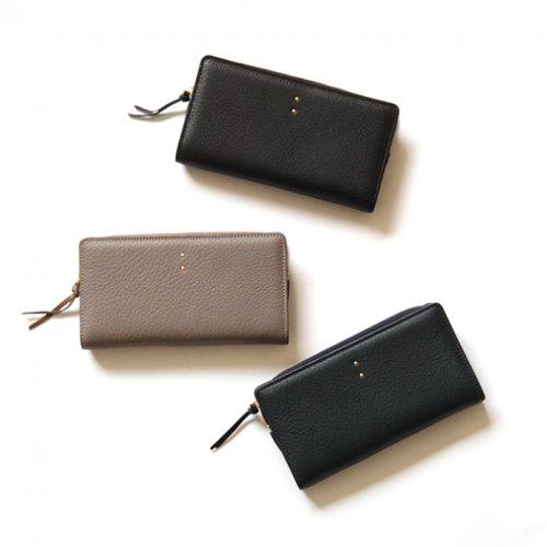 Ense(アンサ) / deer long wallet ディアレザーロングウォレット D703/2201 - 全3色