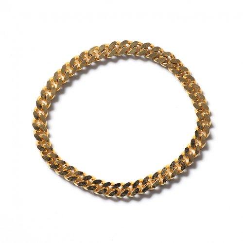 ina.seifart(イナ・セイファート) / kabelbinder bracelet チェーンブレスレット - ゴールド