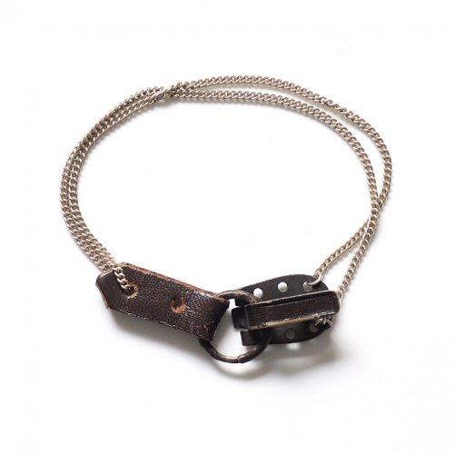 ina.seifart(イナ・セイファート) / pelzhakenarmband bracelet フックブレスレット