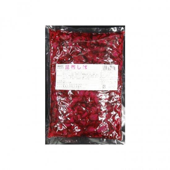 【送料無料】昆布しば 《1kg×12袋》 東海漬物株式会社【漬物まとめ買い】【業務用こんぶしば】