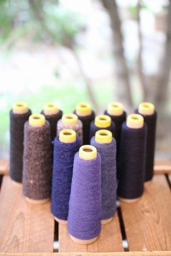 ヌルデ(じょうたのカシミヤ糸12本セット)