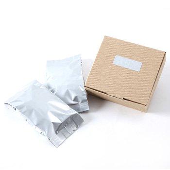 煎茶(荒茶)箱入り(アルミ袋30g×2袋)