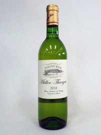 ふらのワイン | ミュラートゥルガウ 720ml | 北海道
