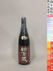 独楽蔵・純米吟醸「玄 げん」2012/720ml