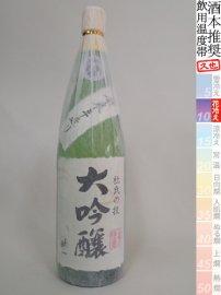 三井の寿・大吟醸/1800ml