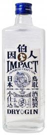 クラフトジン 因伯人「IMPACT]/720ml