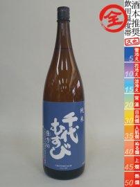 千代むすび・純米 強力 60/1800ml
