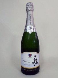 嘉 スパークリングシャルドネ(750ml)