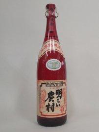 明るい農村・赤芋熟成古酒/1800ml