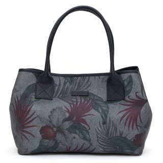 TOTE BAG NAVY BOTANICAL