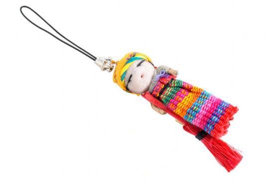 アマラドール人形ストラップ(愛情)